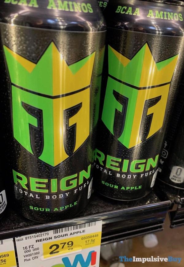 Reign Sour Apple Total Body Fuel