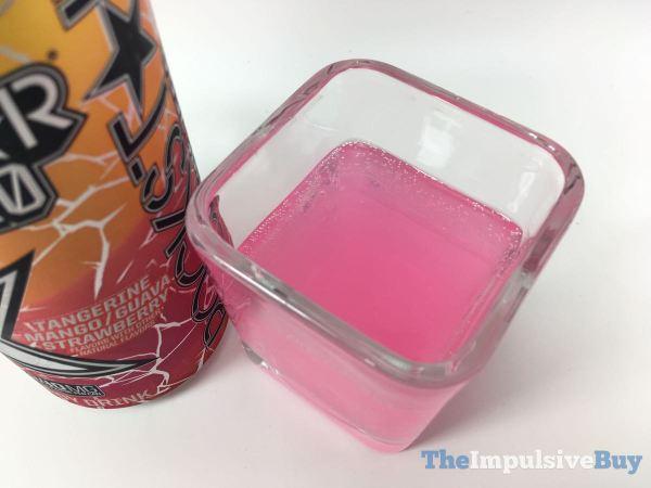 Rockstar Pure Zero TMGS Pink
