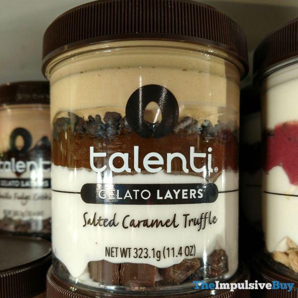 Talenti Gelato Layers Salted Caramel Truffle