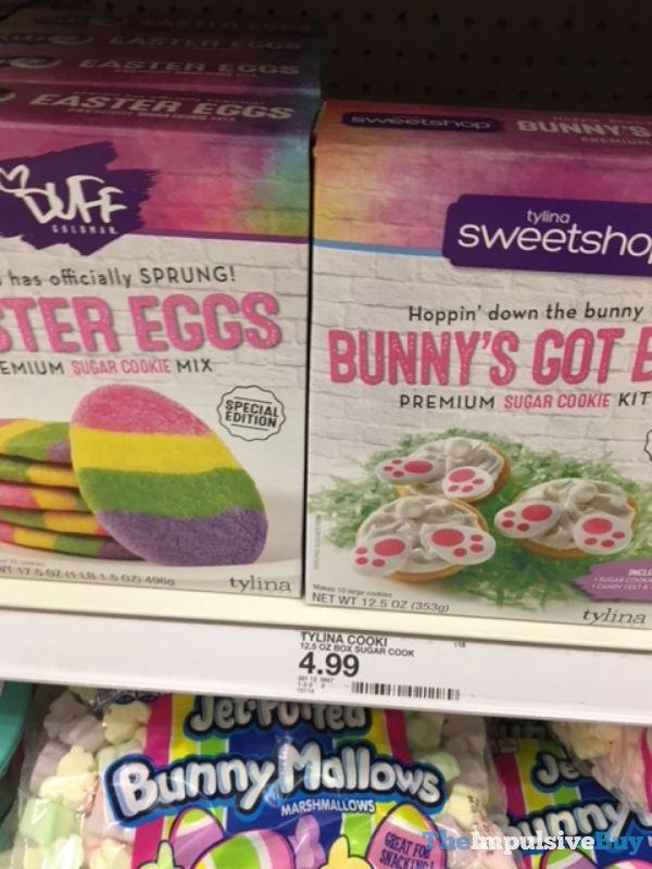 Tyling Sweetshop Bunny s Got Back Premium Sugar Cookie Kit