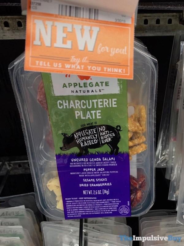Applegate Naturals Charcuterie Plate