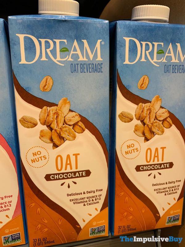 Dream Oat Beverage Chocolate
