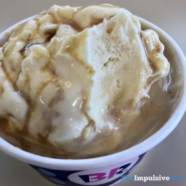 Dunkin and Baskin Robbins Affogato Bite