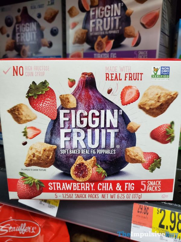 Friggin Fruit Strawberry Chia  Fig