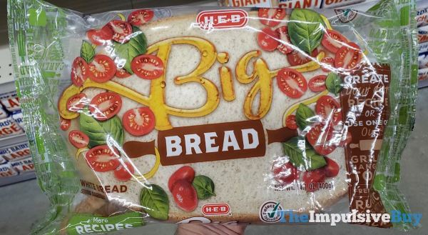 H E B Big Bread