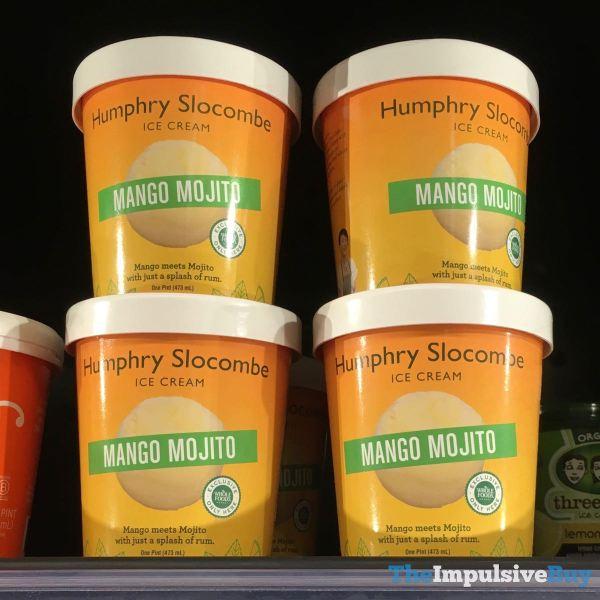 Humphry Slocombe Mango Mojito Ice Cream