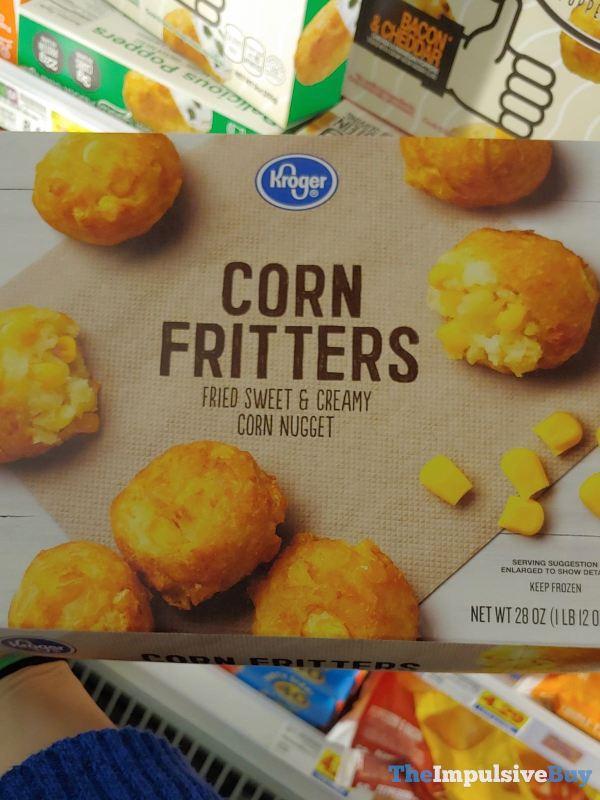 Kroger Corn Fritters