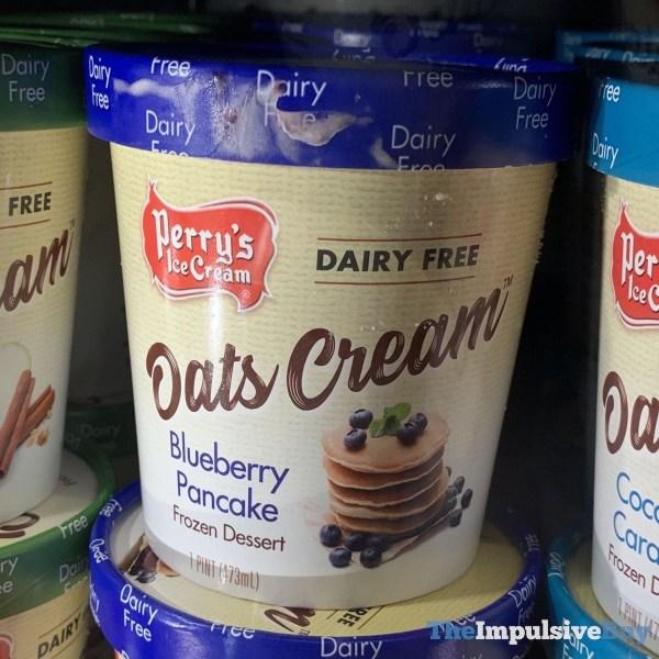 Perry s Ice Cream Oats Cream Blueberry Pancake