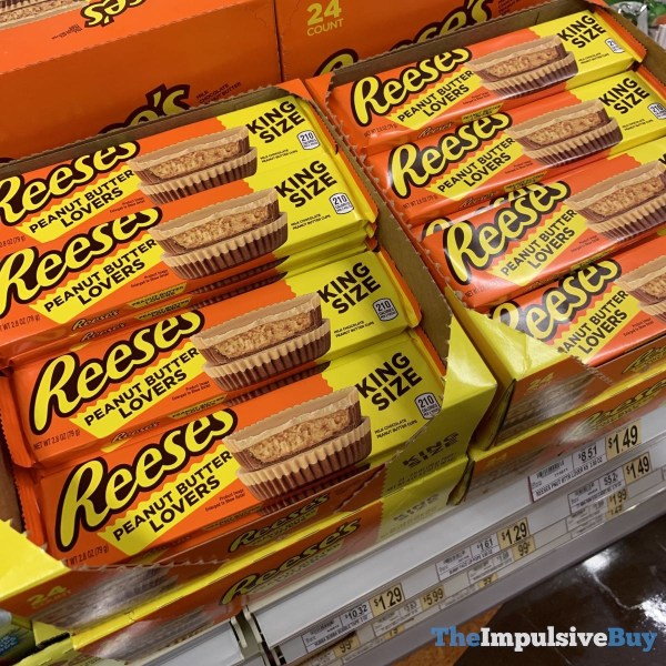 Reese s Peanut Butter Lovers Peanut Butter Cup