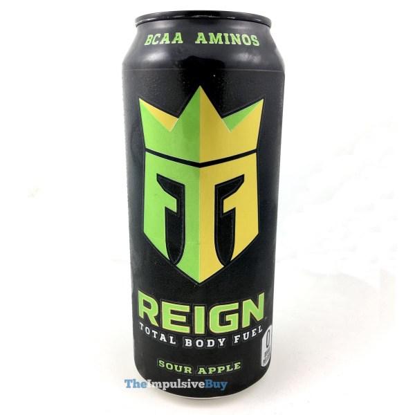 Reign Total Body Fuel Sour Apple
