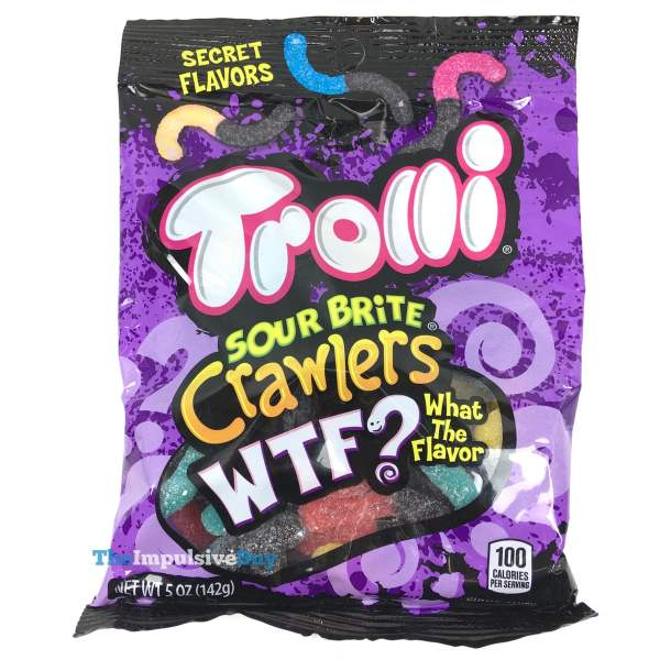 Trolli Sour Brite Crawlers WTF