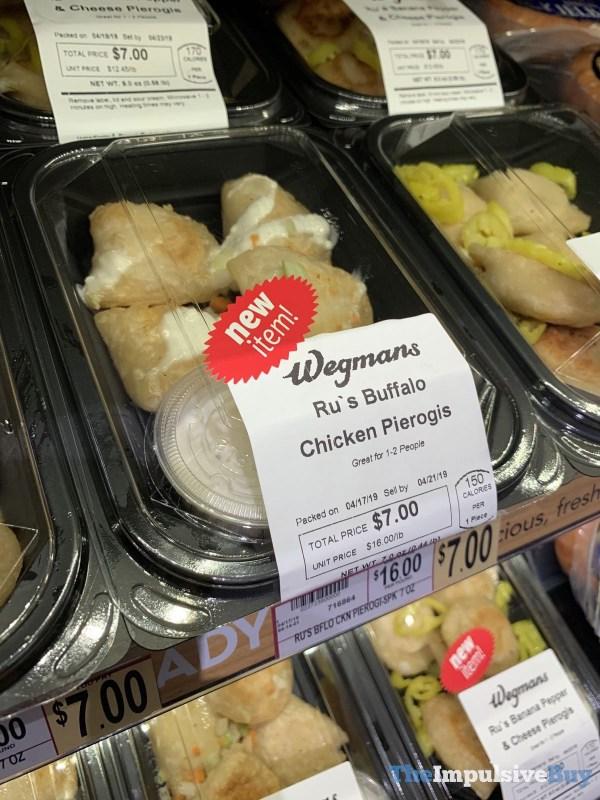 Wegmans Ru s Buffalo Chicken Pierogis