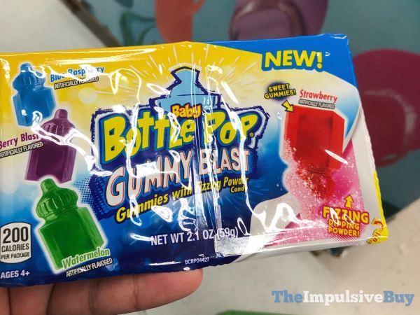 Baby Bottle Pop Gummy Blast