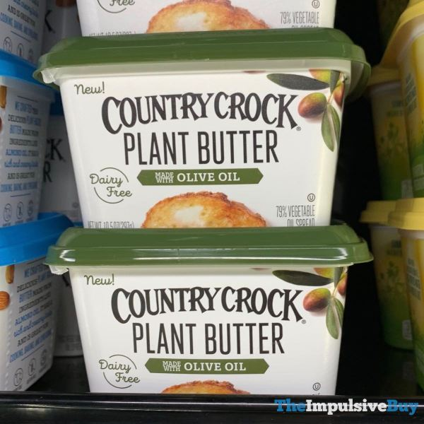 Country Crock Plant Butter Made with Olive Oil