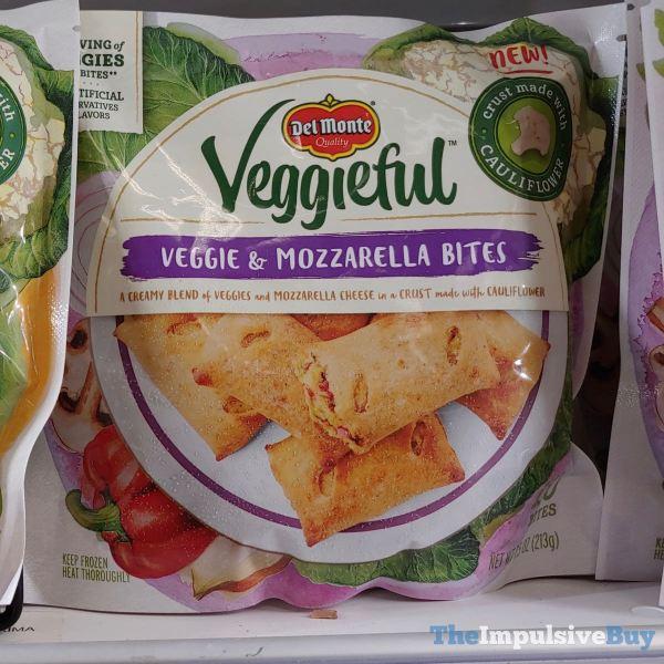 Del Monte Veggieful Veggie  Mozzarella Bites  Version 2