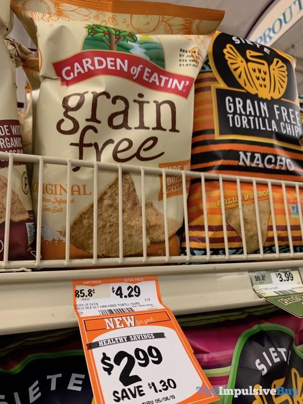 Garden of Eatin Grain Free Original Tortilla Chips