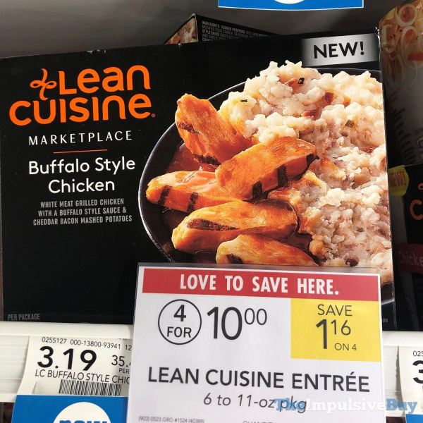 Lean Cuisine Marketplace Buffalo Style Chicken