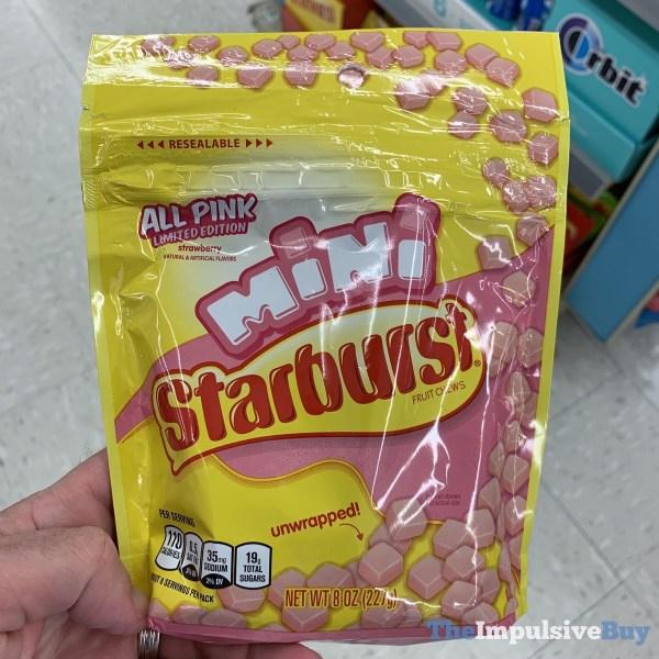 Limited Edition All Pink Mini Starburst