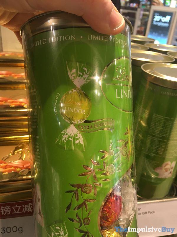Lindt Lindor Limited Edition Pistachio