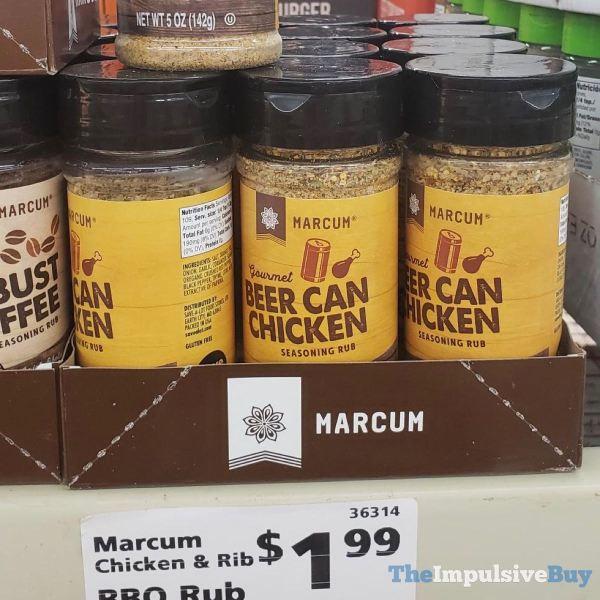 Marcum Gourmet Beer Can Chicken Seasoning Rub