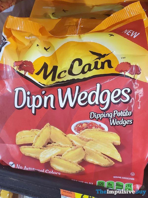 McCain Dip n Wedges