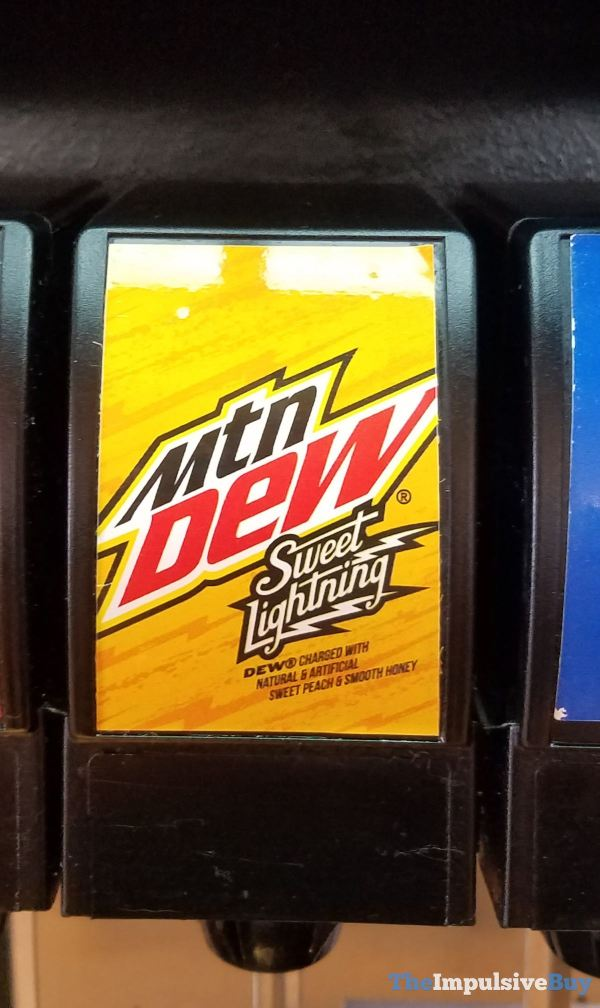Mtn Dew Sweet Lightning