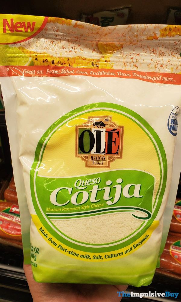 Ole Mexican Foods Quso Cotija
