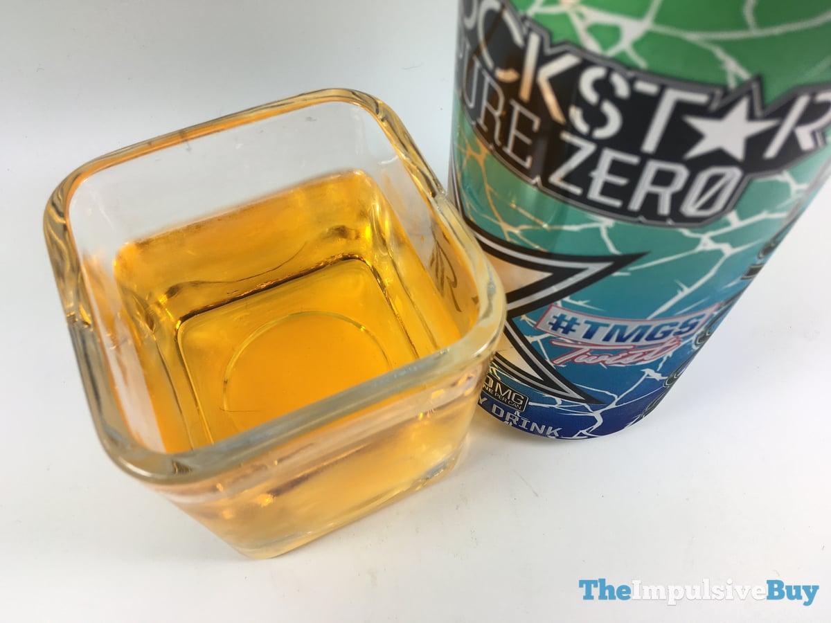 Rockstar Energy Drink AmPm ExclusTangerine Mango Guava Strawberry w// Twist
