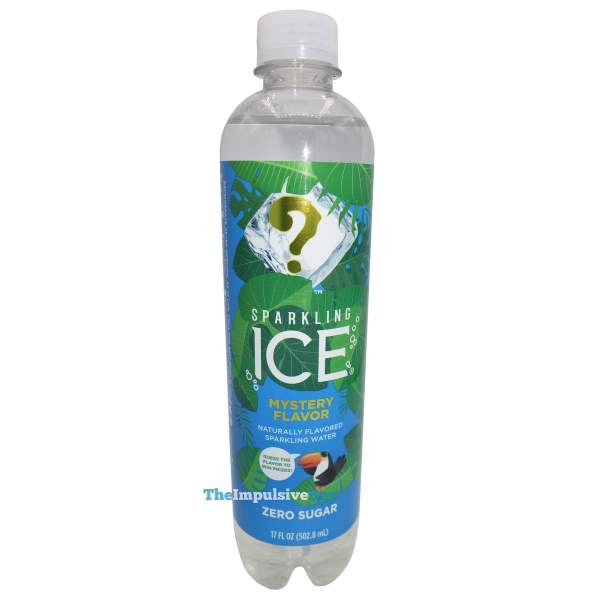 Sparkling Ice Mystery Flavor 2019