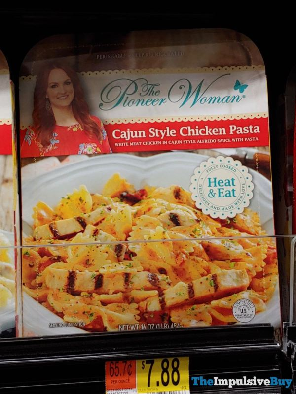 The Pioneer Woman Cajun Style Chicken Pasta