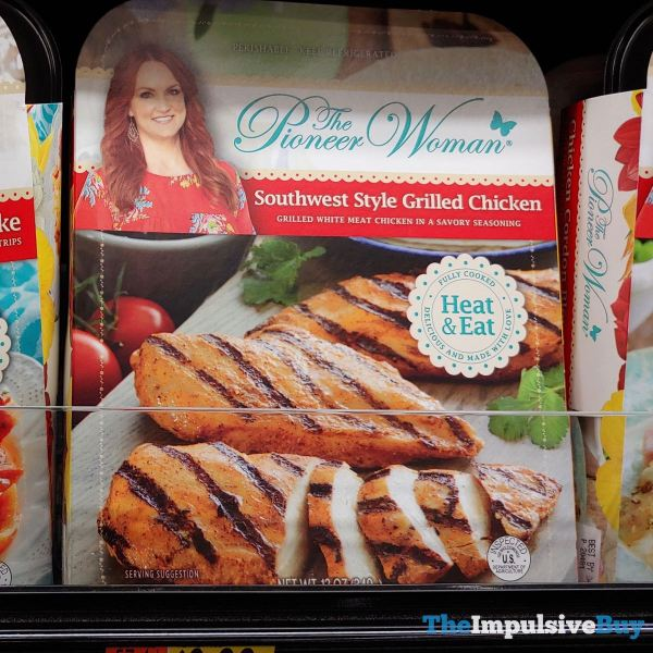 The Pioneer Woman Southwest Style Grilled Chicken