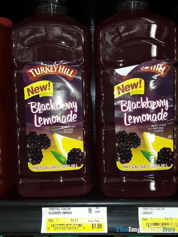 Turkey Hill Blackberry Lemonade