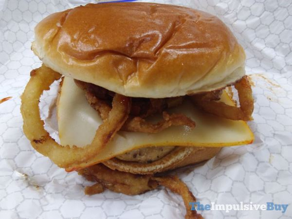 Wendy s Barbecue Chicken Sandwich