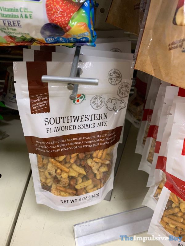 7 Select Southwestern Flavored Snack Mix