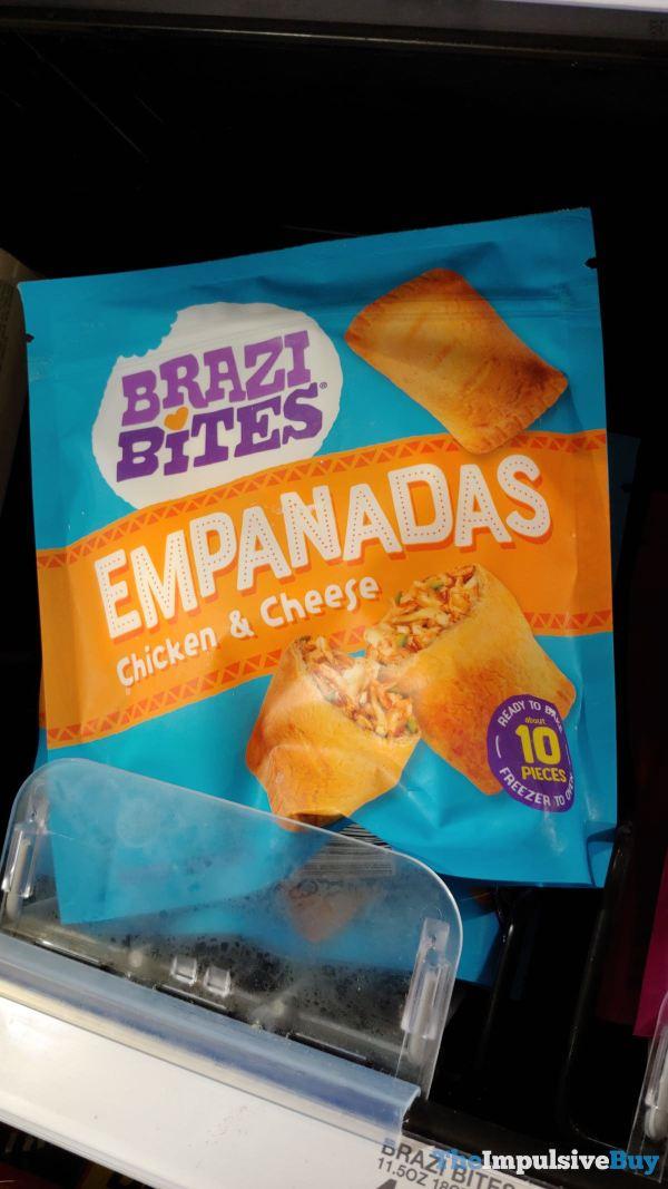 Brazi Bites Chicken  Cheese Empanadas