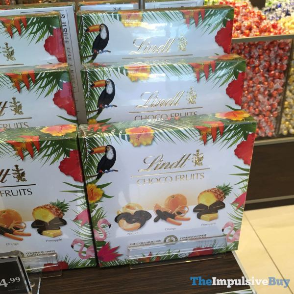 Lindt Choco Fruits
