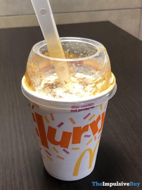 McDonald s Stroopwafel McFlurry