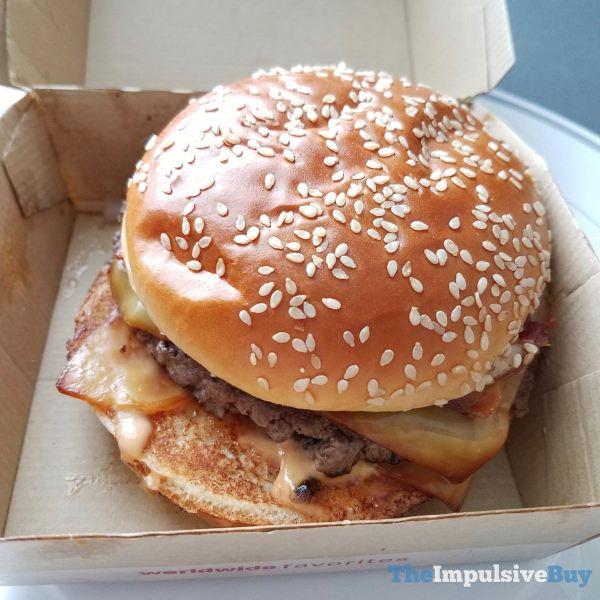 McDonald s Grand McExtreme Bacon Burger