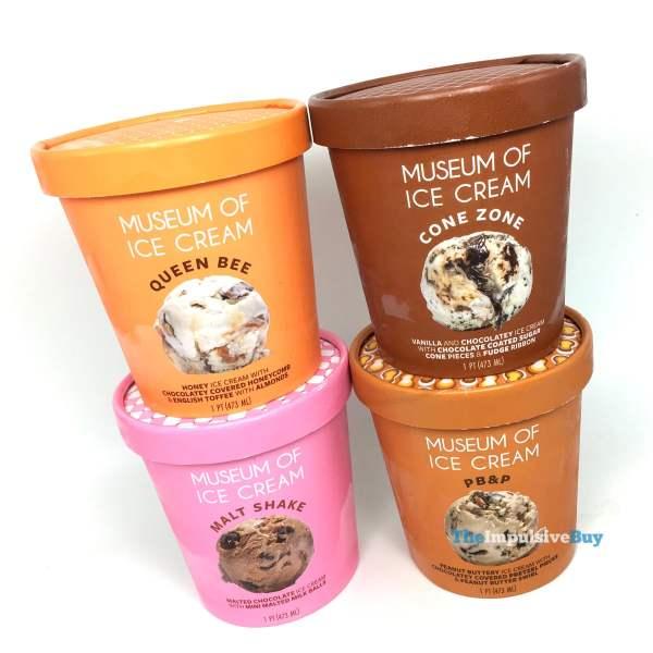 Museum of Ice Cream 2019 Flavors