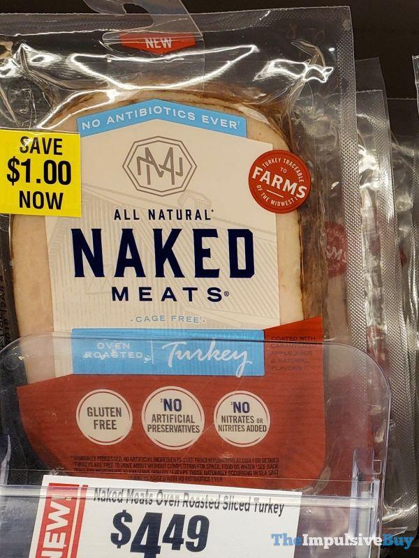 Naked Meats Oven Roasted Turkey