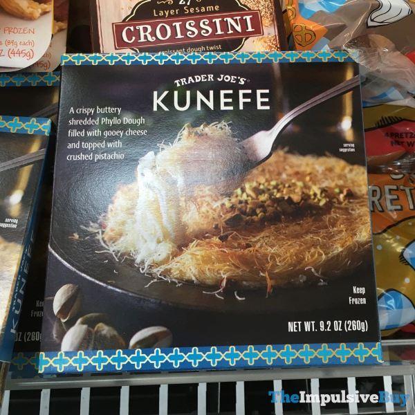 Trader Joe s Kunefe