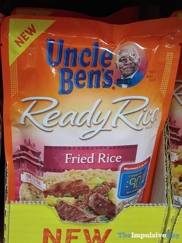 Uncle Ben s Fried Rice Ready Rice