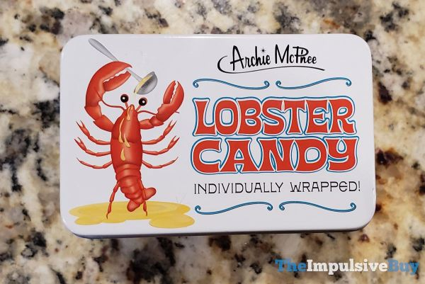 Archie McPhee Lobster Candy Top