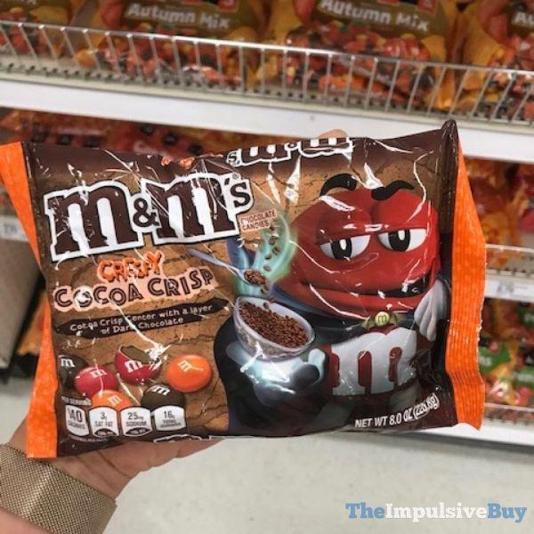 Creepy Cocoa Crisp M M s