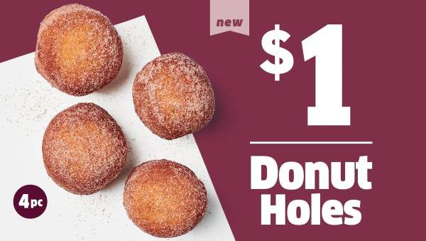Jack in the Box Donut Holes News