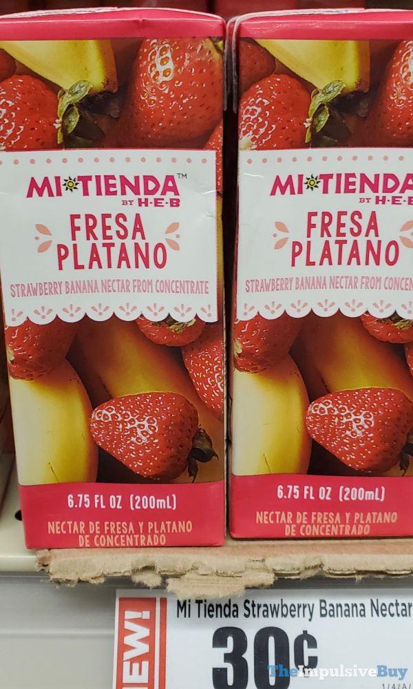Mi Tienda by H E B Fresa Platano