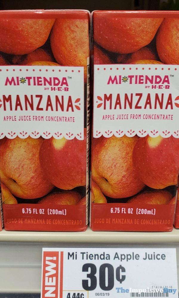 Mi Tienda by H E B Manzana