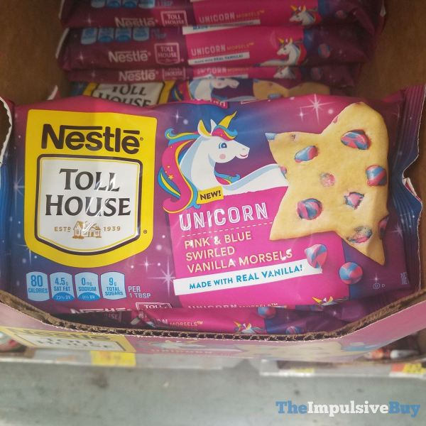 Nestle Toll House Unicorn Morsels