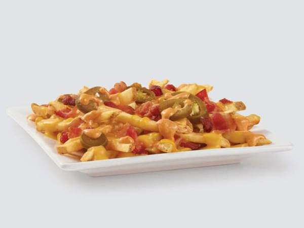 News Wendy s Jalapeno Bacon Cheese Fries