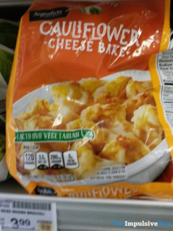 Signature Select Heat  Serve Cauliflower Cheese Bake